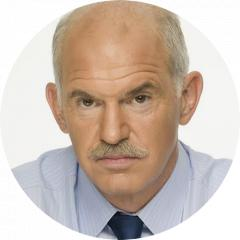 Profile picture for George Papandreou