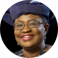 Profile picture for Dr. Ngozi Okonjo-Iweala